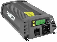 PRO-USER Spannungswandler PSI1000 Reine Sinuswelle mit Solar Schnittstelle 1000W