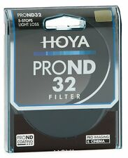 Genuine Hoya 49mm Pro ND32 Filter. Multi-Coated Glass. 5 Stop Neutral Density