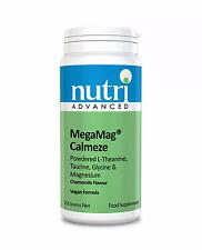 Nutri Advanced MegaMag Calmeze Chamomile Flavour 252g