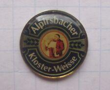 Alpirsbacher klosterbräu/logo... cerveza-pin (158f)