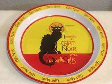 TOURNEE DU CHAT NOIR PPOCHAINEMENT FROM PARIS FRANCE PLASTIC PLATE BLACK CAT