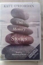 The Memory Stones: Kate O'Riordan: Unabridged Cassette Narr Maureen O'Brien