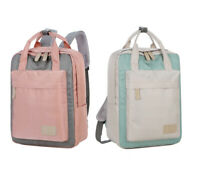 "Casual Laptop Bag Backpack 13.3""15.6"" Travel Rucksack Pouch For Asus Lenovo Mac"