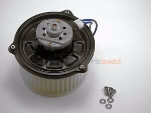 Fan Blower Motor UPGRADE Direct Bolt On Plug and Play for Datsun Nissan 240z