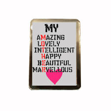 Mother - Fridge Magnet (WORDS) (MOTHERS DAY GIFT)
