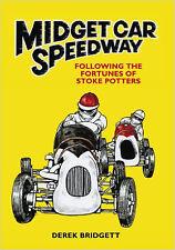Midget Car Speedway, New, Bridgett, Derek Book