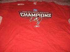 NFL Tampa Bay Buccaneers 2002 NFC Champions   Adult X Large T-Shirt