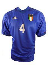Kappa Casa De Italia Jersey Talla L Número 4