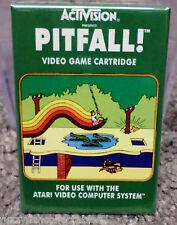 "Pitfall Activision Nes Vintage Game Box 2"" x 3"" Refrigerator  00004000 Locker Magnet"
