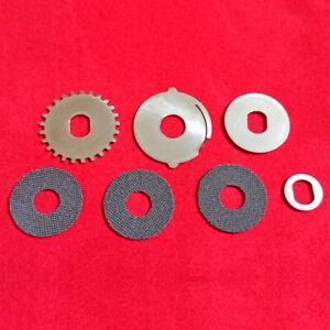 Drag Clicker Kit Washers for Abu Garcia Revo S, SX, STX, 5601 Baitcasting Reels