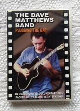 Dave Matthews Band - Plugging The Gap (DVD, 2004) R-ALL, LIKE NEW, FREE POSTAGE