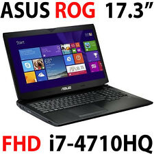 "ROG ASUS 17.3"" Quad Gen 3.50Ghz i7-4710HQ nVIDIA 860M G750JM Laptop Gaming PC"