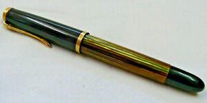 Füller Pelikan  mit Goldfeder 14 Karat OBB