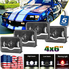 Headlight Covers For 1984-1988 Chevy Monte Carlo SS 1986 1987 1985 N523MW
