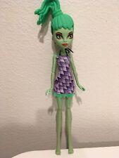 Monster High Create A Monster Green Gorgon Girl Doll CAM Mattel RARE