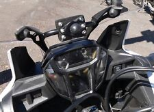 "HONDA CRF1000 AFRICA TWIN 2015 OVER DASH GPS, PHONE, DEVICE  1"" BALL MOUNT"