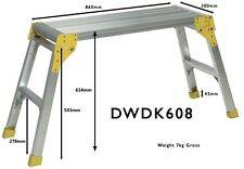 800mm Prodec Schwer Dienst Umklappbar Alu Workstand 825mm x 300mm DWDK608