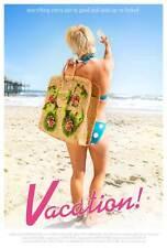 VACATION! Movie POSTER 27x40 Martin Cozens Cassie Dobbins