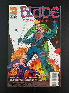 BLADE THE VAMPIRE HUNTER #9  MARVEL COMICS 1995 NM+