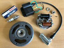 Kreidler Zündanlage Ankerplatte 6V 15 W Polrad Mofa Moped HQ