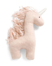 Unicorn Shaped Decorative Bed Furniture Pillow 8x16