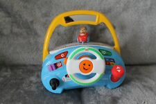 Fisher Price Laugh & Learn Smart Stages Driver toy 2016 Lights Sounds Music