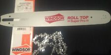 """16"""" 325 63g WINDSOR Chainsaw BAR AND 67drl CHAIN Suit STIHL CHAINSAWS.164063SPNJ"""