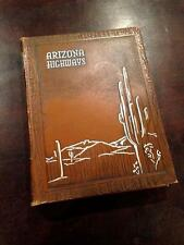 Vintage 1953 Arizona Highways Book Tuscon Phoenix Flagstaff