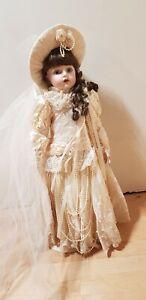 Franklin Mint Heirloom Doll Puppen