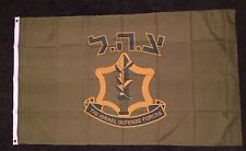 Israeli Defense Force Flag Jewish Israel Zionists War Terror Zionism Defence IDF