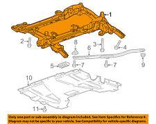 Cadillac GM OEM 16-18 ATS Front Suspension-Engine Cradle 23396489