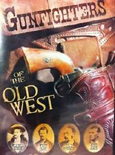 Gunfighters of the Old West : Old West Cowboys Parts 1&2  **NEW DVD**