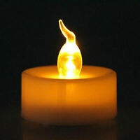 LED Candle Battery Operated Tea Light Flameless Flicker Memorial Arrange-Candles