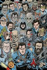 DEATH TO ARMY OF DARKNESS #1 1:15 HAESER VIRGIN VARIANT DYNAMITE 021920