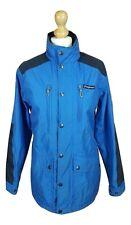L328 Berghaus Ladies MISTRAL ALPEN Vintage Retro Gore-Tex Raincoat Jacket, M