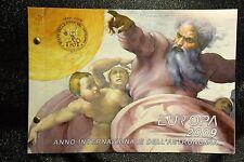2 euro commémorative VATICAN 2009 , sous enveloppe philatélique et numismatique