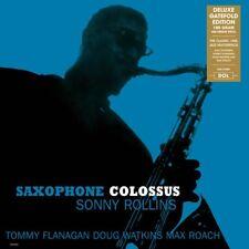 SONNY ROLLINS Saxophone Colossus LP Vinyl NEW 2017