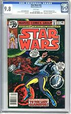 Star Wars  #22  CGC  9.8   NMMT   white pages