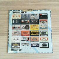 Vanilla Sky - Break It Out - CD Single PROMO - 2007 Universal - Sigillato