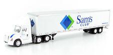 HO Tonkin Walmart / Sam's Club - Freightliner Cascadia Day Cab with 53' Trailer