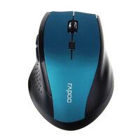 Raton Mouse inalambrico, Gaming USB 2.0, para PC y ordenador portatil, Ratón.