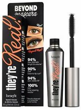 BENEFIT THEY'RE REAL BEYOND MASCARA-BLACK 8.5G-UK Dispatch.