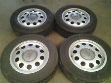 Original Audi Alufelgen mit Sommerreifen 195/65 R15 91V Michelin 8LO601025