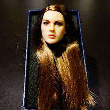 US KIMI TOYS  1/6  KT005 Female figure head Sculpt  For  HT VERYCOOL PHICEN Body