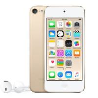 BRAND NEW! Apple iPod Touch 6th Generation 16GB GOLD / WHITE (LAST GEN)