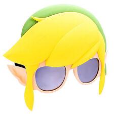 Link Legend of Zelda Sunstache Sunglasses Nintendo Switch NES Breath of the Wild