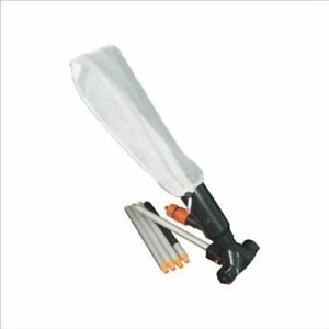 Hot Tub Swimming Pool Vacuum Vac Hoover Water Cleaner Silt Debris Remover Extend