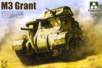 Takom 2086 1/35 British Medium Tank M3 Grant Hot