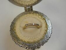 14k  Diamond  Ladies Engagement Ring .32 TCW L@@K