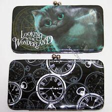 Baby Cheshire Cat Kisslock Wallet Alice Through Looking Glass Wonderland Disney